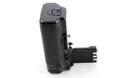 Battery grip Royalty Free Stock Images