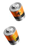 Battery icon Stock Photos