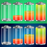 Battery Icon Royalty Free Stock Photo