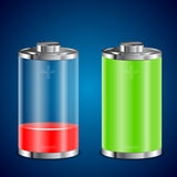 Battery Icon Stock Image