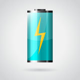 Battery icon Royalty Free Stock Photos