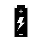 Battery Icon Stock Photography