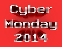 Cyber monday Stock Photos