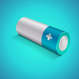 Battery Icon, Graphic Concept Stock Photography