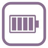 Battery icon Stock Photo