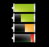 Battery life Royalty Free Stock Photography