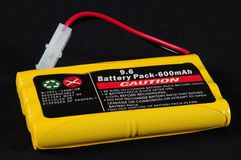 Battery pack. Royalty Free Stock Photography