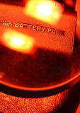 Battery Pack Royalty Free Stock Photo