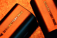Battery Pack Stock Photography