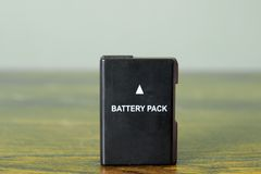 Battery pack Royalty Free Stock Image