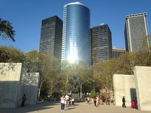Battery Park Royalty Free Stock Photography