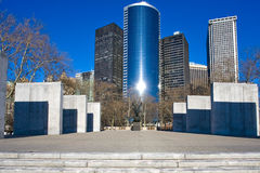 Battery Park City Royalty Free Stock Photos