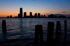 Battery Park City Stock Images