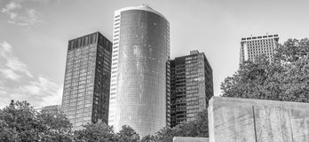 Battery Park Memorial, New York. Stock Photography