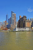 Battery Park Pier A in Lower Manhattan in New York Stock Photos
