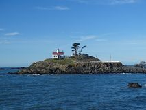 Battery Point island royalty free stock photography