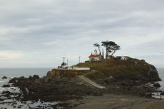 Battery Point Lighthouse Royalty Free Stock Photography