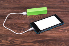 Free Battery Power Bank Stock Images - 54153944