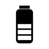 Battery supply isolated icon Stock Image