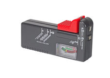 The Battery tester Royalty Free Stock Photos