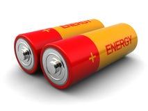 Batterys Stock Image
