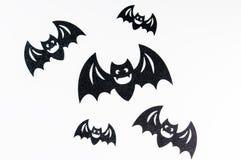 Battes de Halloween Image libre de droits