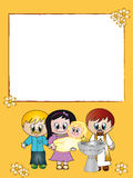 Battesimo royalty illustrazione gratis