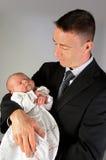 Battesimo Fotografia Stock