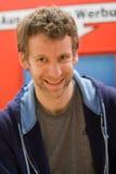 Batteur Joe Crabtree de session Image libre de droits