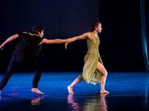 Battez le loin-acte 5 de route et de course : Nulle part pour placer la danse jeunesse-moderne Dreamlan photos libres de droits