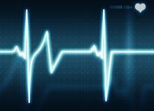 Battimento di cuore Immagini Stock Libere da Diritti