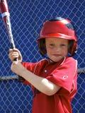 Batting Practice Stock Photo
