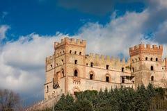 Battipaglia Castle Royalty Free Stock Photos