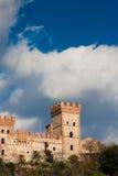 Battipaglia Castle Stock Image