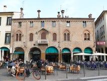 Battistero (baptistery) del Duomo on Piazza Duomo - Padua (Padova) - Italy Royalty Free Stock Image