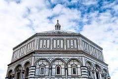 Battistero di S Giovanni, Firenze, Toskana, Italien Stockfotografie