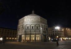 Battistero Di San Giovanni, Florence Royalty-vrije Stock Afbeeldingen