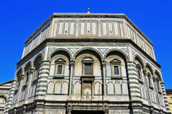 Battistero di San Giovanni in Florence, Italy Royalty Free Stock Image