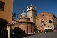 Battistero, Mantova (Mantua), Italia Fotografia Stock Libera da Diritti