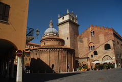Battistero, Mantova (Mantua), Italy Royalty Free Stock Photo