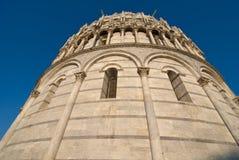 Battistero, Piazza dei Miracoli, Pisa, Italy Royalty Free Stock Image