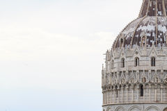 Battistero in Pisa Stock Photos