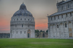 Battistero (Pisa) Stock Photography