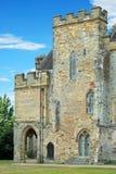 Battle Abbey tower Stock Photo