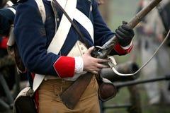 Battle at Austerlitz Royalty Free Stock Photo