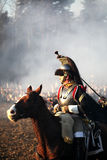 The Battle of Austerlitz, also known as the Battle of the Three Emperors, was one of Napoleon's greatest victories, where the Fren. Ch Empire effectively crushed Royalty Free Stock Photography