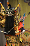 Battle-Beijing Opera: Farewell to my concubine Stock Photography