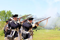 Battle of Black Creek Stock Images