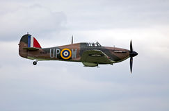 Battle of Britain Hurricane Stock Photos