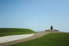 Battle of britain memorial Stock Image